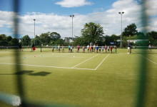 Busy courts, Open Day 2014