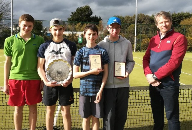 U18 Boys and Club Chair
